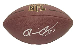 Ronnie Brown Autographed Signed NFL Wilson Composite Football, San Diego Chargers,...