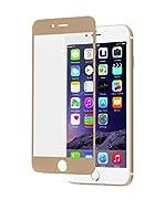 UNOTEC Protector De Pantalla Full Cover Lite iPhone 6/6S Dorado