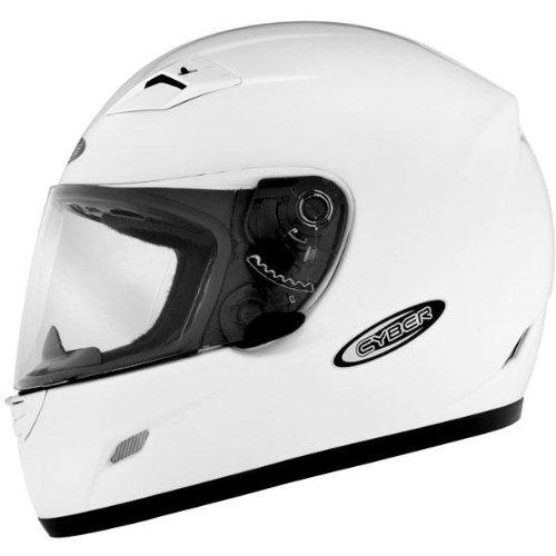 Cyber US-39 Full Face Helmet White M/Medium