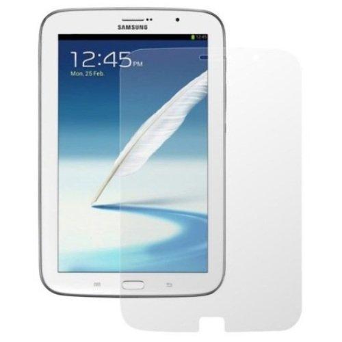 Saxonia. 1x Displayschutzfolie für Samsung Galaxy Tab 3 7.0 GT-P3200 P3210 SM-T210 T211 in bester Qualität inkl. Mikrofasertuch von Saxonia - Matt