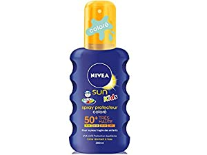 Nivea Sun Kids Moisturising Sun Spray, SPF 50+ - 200 ml