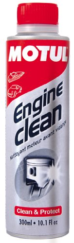Motul 006109 Engine Clean Protect and Clean Engine Cleaner - 300 ml