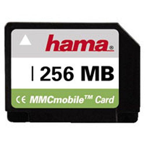 Hama Carte Multimedia Card (MMC) Mobile Carte Mémoire Flash 256 Mo