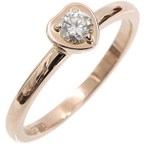 (カルティエ)Cartier リング ディアマン レジェ ドゥ (カルティエ)Cartierリング B4088050 ピンクゴールド ダイヤモンド サイズ50 中古 指輪 Cartier [並行輸入品]