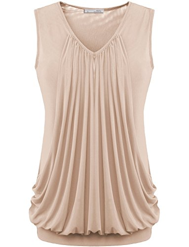 blouses-for-women-sexy-messic-solid-color-v-neck-pleated-front-new-coming-clothes-beigelarge