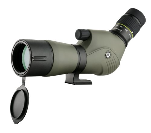 Vanguard Endeavor XF 60A Angled Eyepiece Spotting Scope with 15-45x Magnification