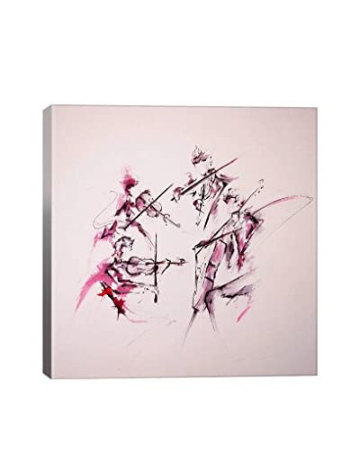 Marc Allante Gallery Quartet Canvas Print
