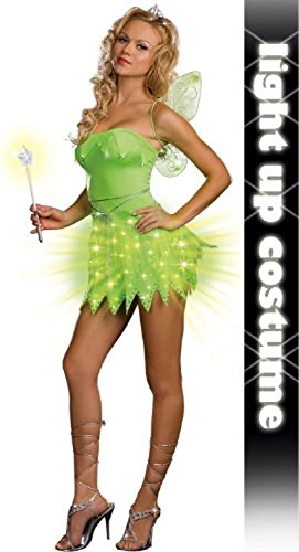 Bright Sprite Costume - X-Large - Dress Size 14-16