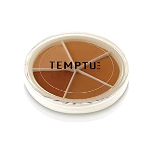 Silicon Based Concealer Wheel Temptu pro Airbrush Makeup Product