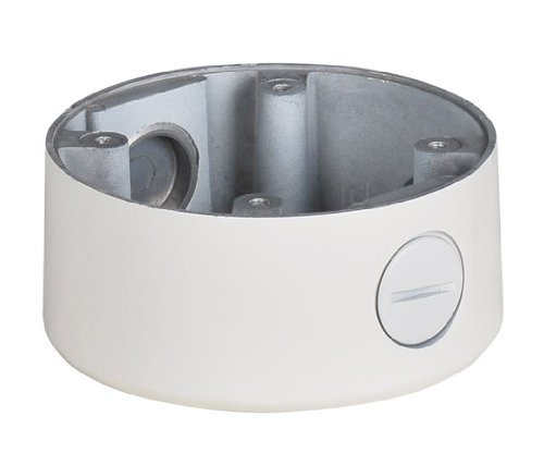 HDView Infrared Dome Camera Base for Small Fix Lens IR Dome Camera, Mount Conduit Base and Extra Gasket-White (Conduit Bracket compare prices)