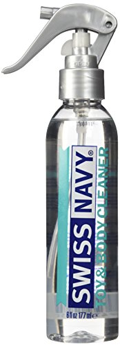 Swiss Navy Toy and Body Cleaner , 6 Fluid Ounce