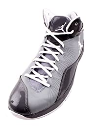Nike Jordan 2011 A Flight Mens Stealth Grey/White Athletic Sneakers