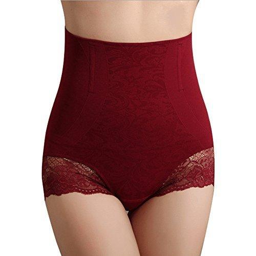 Burvogue Damen Nahtlos Hohe Taille Tummy Control Shapewear Slips Bodysuit bestellen