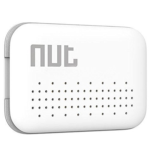 MEXUD-Mini Smart Tag GPS Tracker Nut 3 Bluetooth Anti-lost Alarm Key Finder Locator (White) (Report Lost Package compare prices)