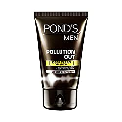 Ponds Men Pollution Out Face Wash, 100g