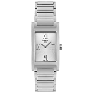 Tissot Men's T-Trend Happy Chic Collection Stainless Steel Watch Silver T0163091103300