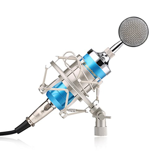Excelvan-35mm-Condenser-Studio-Vocal-Recording-Microphone-for-Broadcasting-Performances-Computer-with-Shock-Mount-White-BM-8000