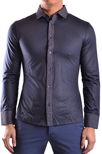 dirk-bikkembergs-mens-mcbi097012o-blue-polyester-shirt