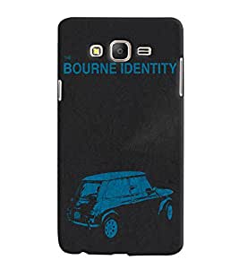 GoTrendy Back Cover for Samsung Galaxy J2