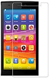 MVTH Brand Clear Tempered Glass Screen Protector for Micromax Canvas Nitro2 E311