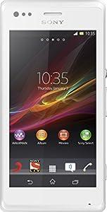 Sony Xperia M (Dual SIM, White)