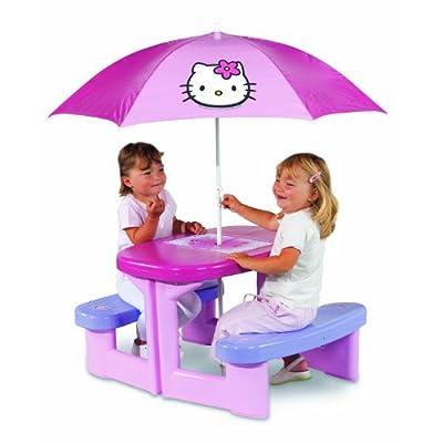 Simba-Smoby Hello Kitty Picnic Table