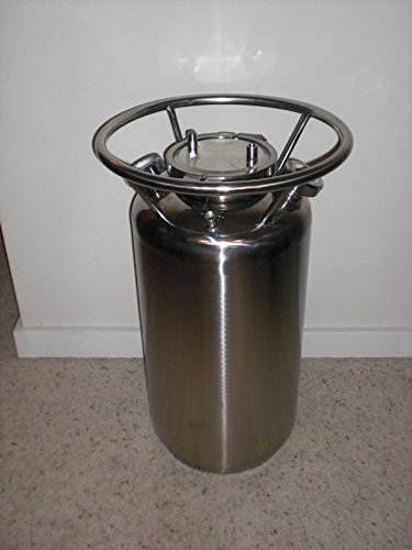 Stainless Steel Recovery Tank 12