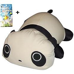 "Snow Foam Micro Beads Pillow Petz Panda Large 18"""