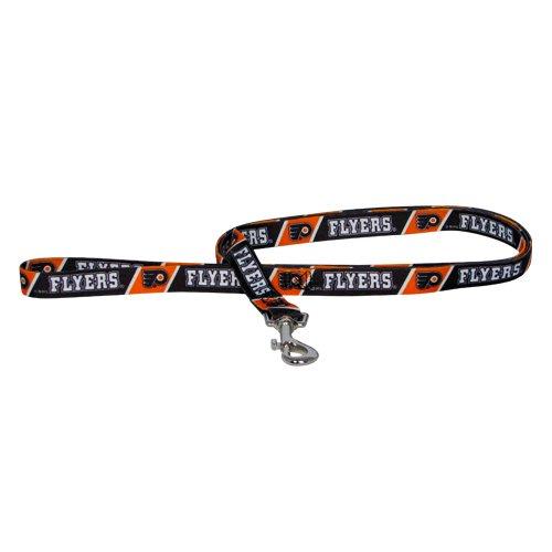 Nhl Philadelphia Flyers Pet Lead, Team Color, Large front-895952