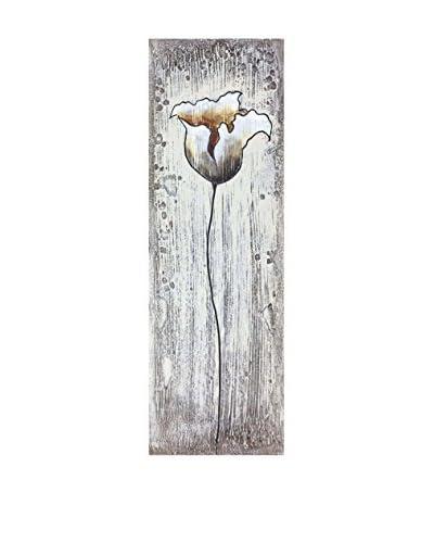 "Vertuu ""Bloom I"" Acrylic on Canvas"