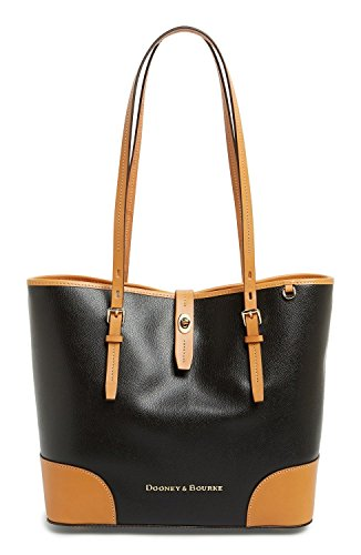 dooney-bourke-claremont-dover-tote-black