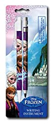 National Design Disney Frozen 2 Pack Pen & Mechanical Pencil Set
