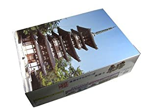 1/100 YAKUSHIJI EAST PAGODA (japan import)