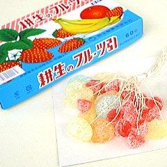 1箱60個入 フルーツ糸引き飴