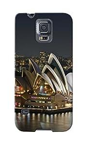KnapCase Opera House Designer 3D Printed Case Cover For Samsung Galaxy S5