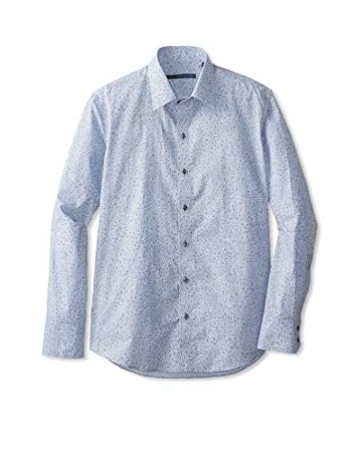 Zachary Prell Men's Baer Patterned Shirt