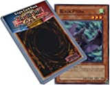 Yu Gi Oh : POTD-EN018 Unlimited Edition Black Ptera Common Card - ( Power of the Duelist YuGiOh Single Card )