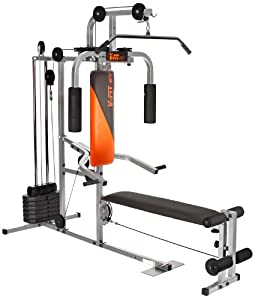 V Fit Lgf 2 Herculean Cobra Lay Flat Home Gym Amazon Co