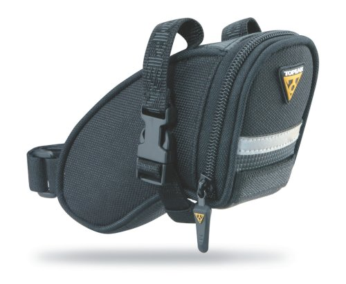 Best Prices! Aero Wedge Pack, w/ strap mount, Micro