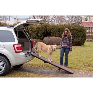 Travel Light Tri-Fold Dog Ramp by Rosewood