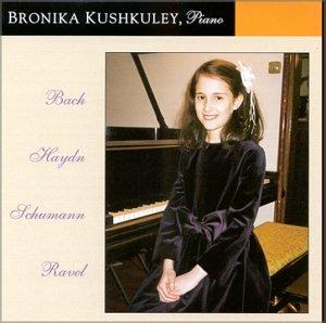 Bronika Kushkuley, Piano