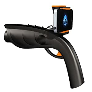 Metal Compass Xappr Gun - Gaming Accessory for Smartphones