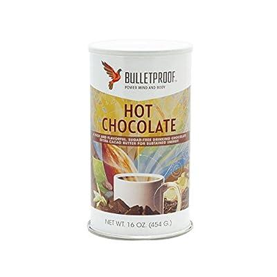 Bulletproof Sugar Free Hot Chocolate - 454g from Bulletproof