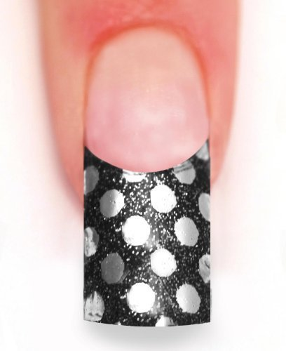 The Edge 'Trendy Nail Wraps - Get Nailed' Greased Lightening 3001308 by The Edge