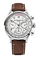 Baume and Mercier Capeland Chronograph Men's Automatic Watch MOA10000 from Baume and Mercier