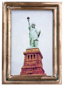 Dollhouse Miniature Statue of Liberty Picture - 1