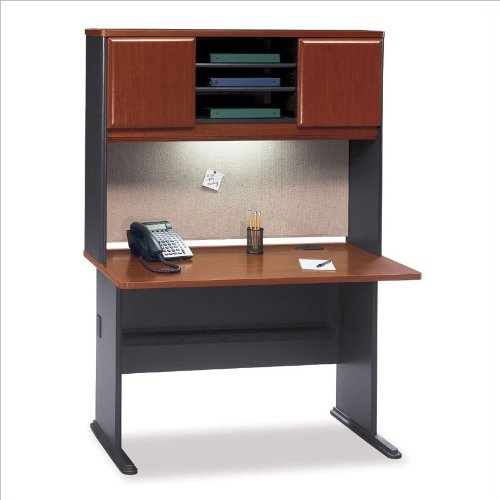Bush Furniture Series A Wood Office Cubicle