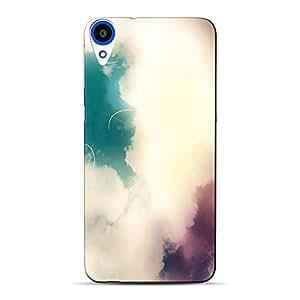 Mobile Back Cover For HTC Desire 820Q (Printed Designer Case)