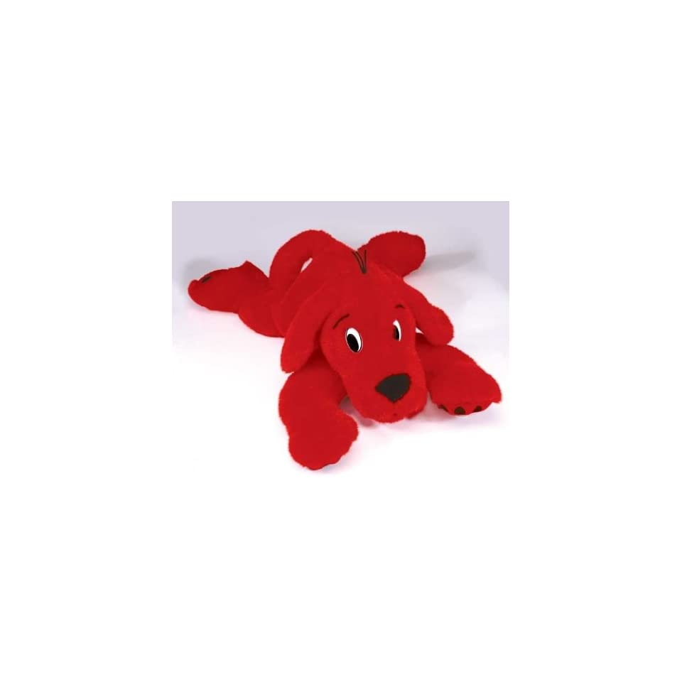 Clifford The Big Red Dog Plush Stuffed Animal Floppy
