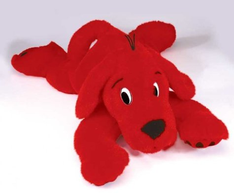 Clifford The Big Red Dog Plush Stuffed Animal Floppy